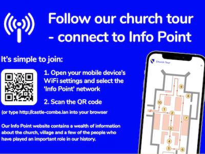 Follow St Andrews Church tour