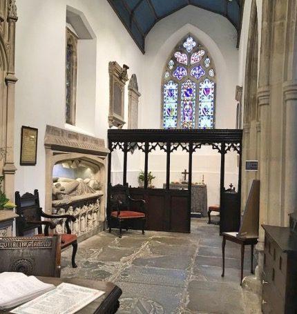 Knights Chapel