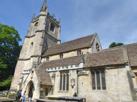 St Andrews Church Castle Combe