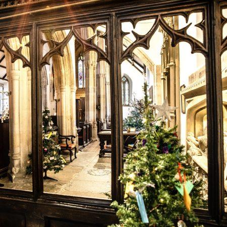 The Screen at Christmas