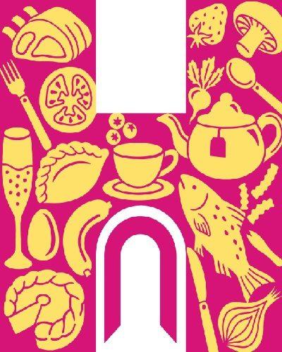 Heritage logo edible England